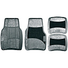 more details on Michelin Rubber and Carpet Set of 4 Car Mat Set - Grey.