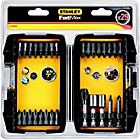 more details on Stanley Fatmax 29 Piece Impact Screwdriver Bit Set.