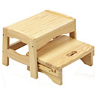 more details on Safety 1st Wooden 2 Step Stool.