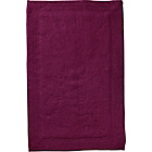 more details on Heart of House Luxury Bath Mat - Plum Purple.