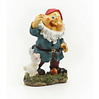 more details on Gnome with Rabbit Garden Ornament.