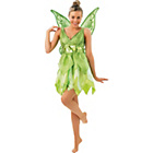 more details on Fancy Dress Tinker Bell Costume - Size 8-10.