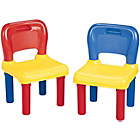 more details on Liberty House Toys 2 Piece Childrens Chairs.