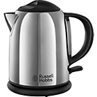 more details on Russell Hobbs 20190 Chester Compact Kettle - St/Steel.