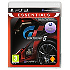 more details on Gran Turismo 5 PS3 Game.