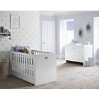 more details on Tutti Bambini Sovereign 2 Piece Nursery Furniture Set.