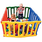 more details on Jolly Kidz Magic Panel Playpen.