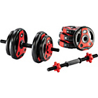 more details on Adidas Barbell Set - 50kg.