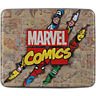 more details on Marvel Men's Retro Comic Wallet.