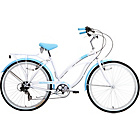 more details on Schwinn Clairmont 26 inch Cruiser Hybrid Bike - Women's.
