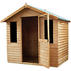 more details on Mercia Traditional Stable Door Wooden Summer House 7 x 5ft.
