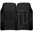 more details on Streetwize 4 Piece Universal Premium Car Mats Set - Black.