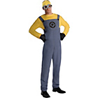 more details on Fancy Dress Despicable Me Minion Dave Costume -38-42 Inches.