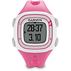more details on Garmin Forerunner 10 GPS Running Watch - Pink and White.