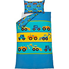 more details on Digger Stitch Children's Bedding Set - Single.