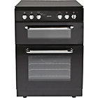 more details on Bush BFEDC60B Double Electric Cooker - Black.