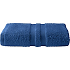 more details on Heart of House Egyptian Single Bath Towel - China Blue.