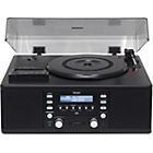 more details on TEAC LP-R500A-B LP to CD Converter Turntable - Black.