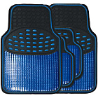 more details on Streetwize Heavy Duty Car Mat Set - Blue.