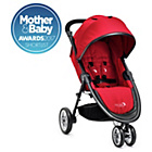 more details on Baby Jogger City Lite Pushchair - Red.