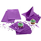 more details on Solid Colours Tableware Top-Up Kit - Pretty Purple.