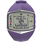more details on Polar FT60F Heart Rate Monitor Fitness Watch - Purple.