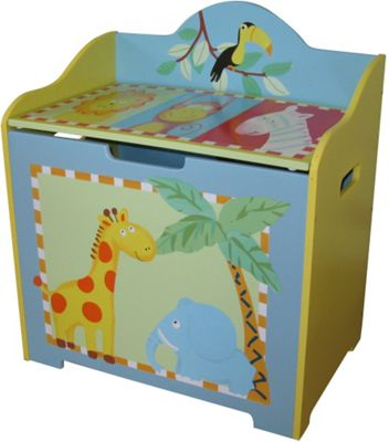 buy fantasy fields magic garden toy box at. Black Bedroom Furniture Sets. Home Design Ideas