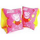 more details on Zoggs Peppa Pig Armbands.