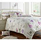 more details on Dreams & Drapes Chantelle Pink Duvet - Single.