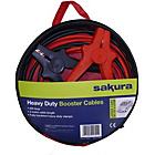 more details on Sakura 3 Metre Booster Cables 200Amp.
