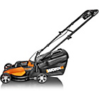 more details on Worx 40V Li-Ion Cordless Lawnmower.