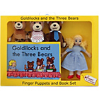 more details on The Puppet Company Goldilocks and 3 Bears Puppets.