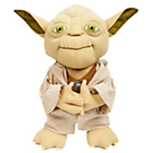 more details on Star Wars 15 Inch Deluxe Talking Plush Yoda.