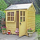 more details on Homewood Bunny Playhouse 4 x 4ft.