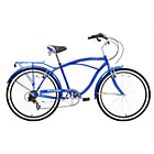 more details on Schwinn Clairmont 26 inch Cruiser Hybrid Bike - Men's.