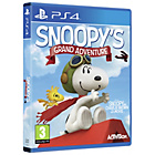 more details on Peanuts: Snoopy's Grand Adventure PS4 Game.