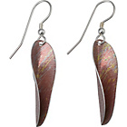 more details on Aluminium Chilli Single Drop Earrings.