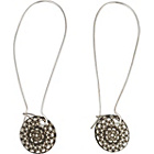 more details on Jessica Flinn Stainless Steel Lace Drop Earrings.