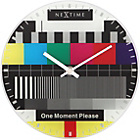 more details on NeXtime Little Testpage Wall Clock.