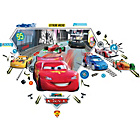 more details on ReadyRoom Disney Cars Clap and Glow Wall Stickers.