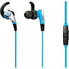 Audio Technica CKX5iS In-Ear Headphones - Blue