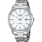 more details on Pulsar Men's Solar Powered White Dial Watch.