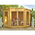 more details on Homewood Barclay Wooden Summerhouse 8 x 8ft.