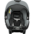 more details on BabyStart BeOne Group 0+ Car Seat - Black and Grey.