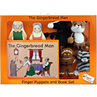more details on The Puppet Company Gingerbread Man and Companions Puppets.