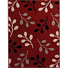 more details on Honeysuckle XL Rug - 230 x 160cm - Red.