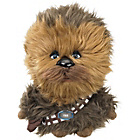 more details on Star Wars Medium Talking Plush Chewbacca.