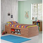 more details on Malibu Blue Cabin Bed with Bibby Mattress.