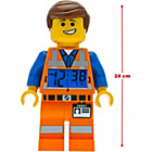 more details on LEGO Movie Emmet Figure Alarm Clock.