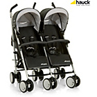more details on Hauck Torro Duo Twin Pushchair - Black.
